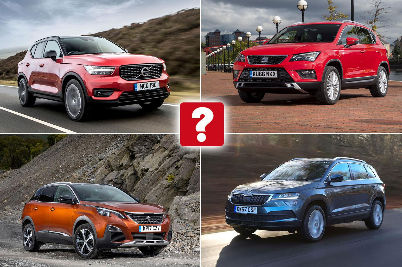 The Best Suv 2019 10 of the Best SUVs for a Family of Four   Discover the best in